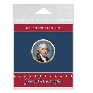 George Washington Lapel Pin