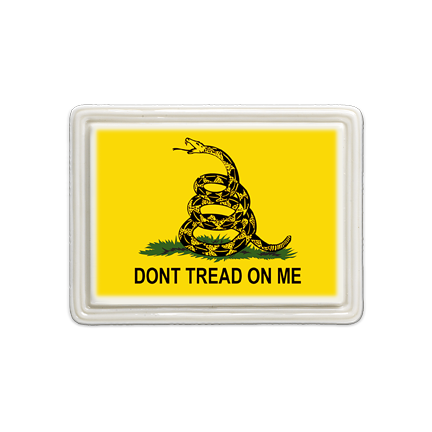 Dont Tread on Me Flag Magnet