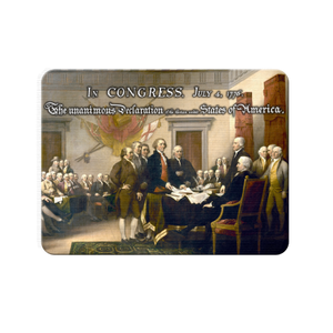 Declaration of Independence Lenticular Magnet