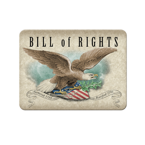 Bill of Rights Lenticular Magnet