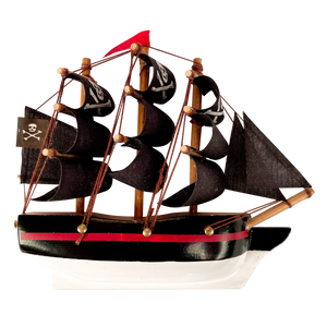 Pirate Ship Magnet MG-001-128