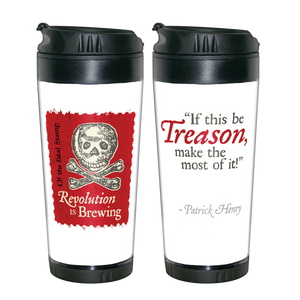 Revolution is Brewing Travel Mug  MO-001-010