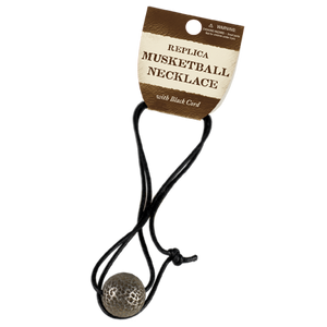 Musketball Necklace