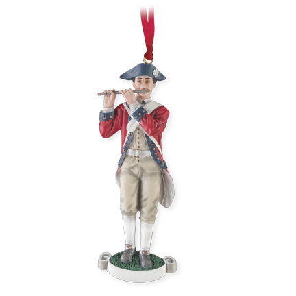Colonial Fifer Ornament