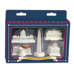 D.C. Ornament Set