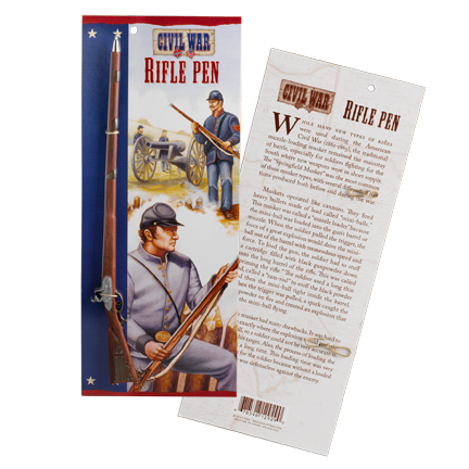 Civil War Rifle Pen