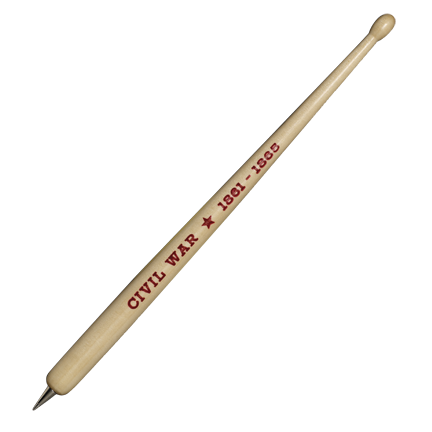 Civil War Drumstick Pen