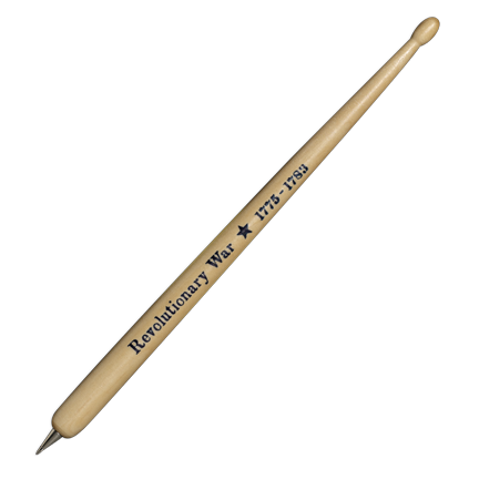 Revolutionary War Drumstick Pen