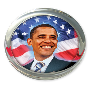 Barack Obama Paperweight SN-001-041