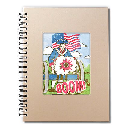 American Traditions Sketch Book SN-001-089