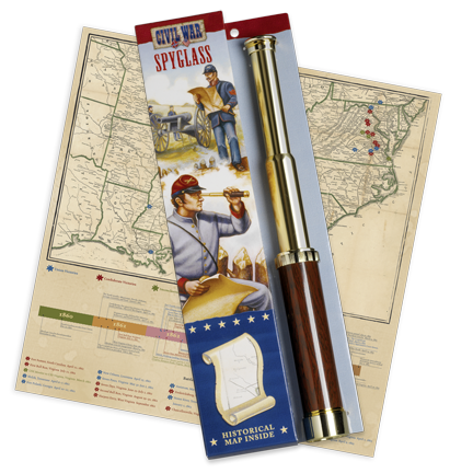 Civil War Spyglass