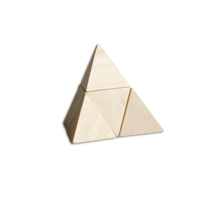 Civil War Campfire Games Pyramid Puzzle