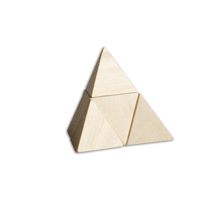 American Traditions Tavern Games Pyramid Puzzle
