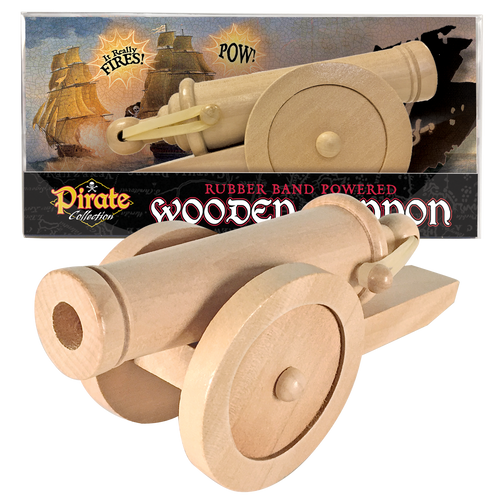 Pirate Wood Cannon  TY-001-143