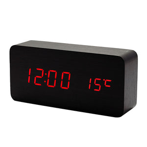 Dark Woods Alarm Clock