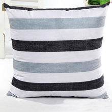 Stripe Pillow Case Cover