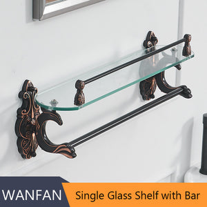 WANFAN Warrior Copper Bathroom Set