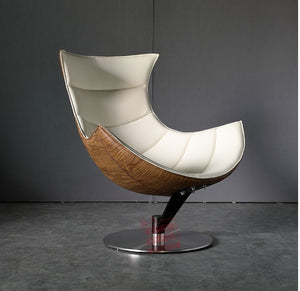 Nest Leather Lounge Chair