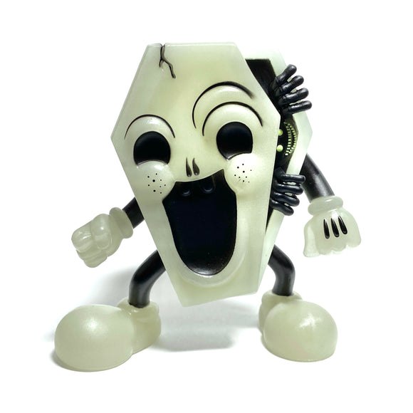 Coffin Boy Vinyl Collectable Toy - imalreadydead