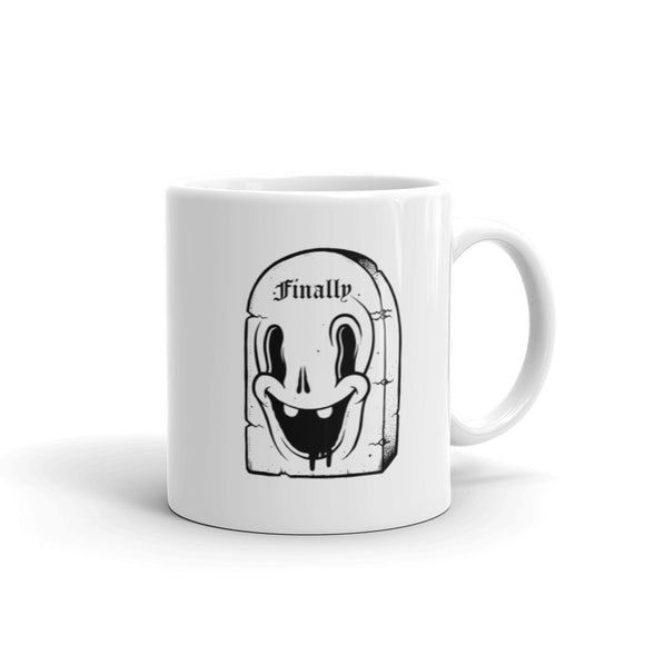 Finally 11oz Coffee Mug - imalreadydead