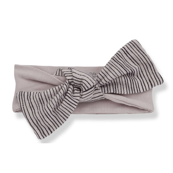 "Bows Arts Blush ""Alicia"" Baby Headband"