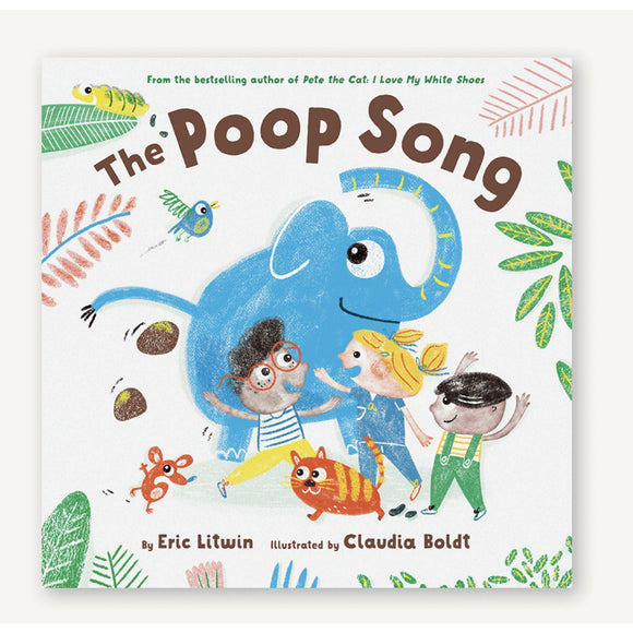 The Poop Song Book - hip-kid