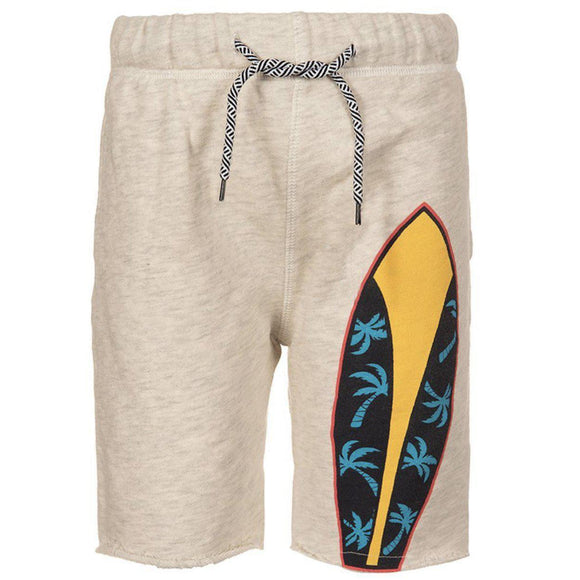 Appaman Camp Shorts Cloud Heather - hip-kid