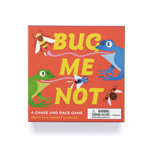 Bug Me Not - A Chase and Race Game - hip-kid