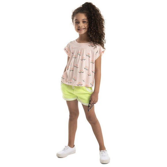 Appaman Elsa Tee & Sierra Short Set - hip-kid