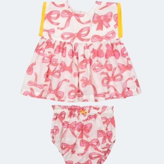 pink chicken Niley 2 pc