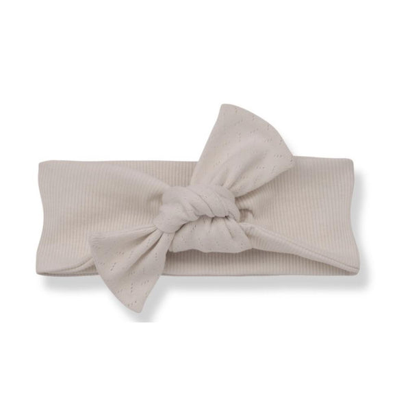 "Bows Arts Blush ""Patricia"" Baby Headband"