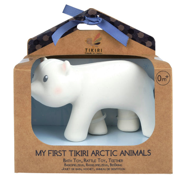 My First Tikiri Arctic Animal - Polar Bear