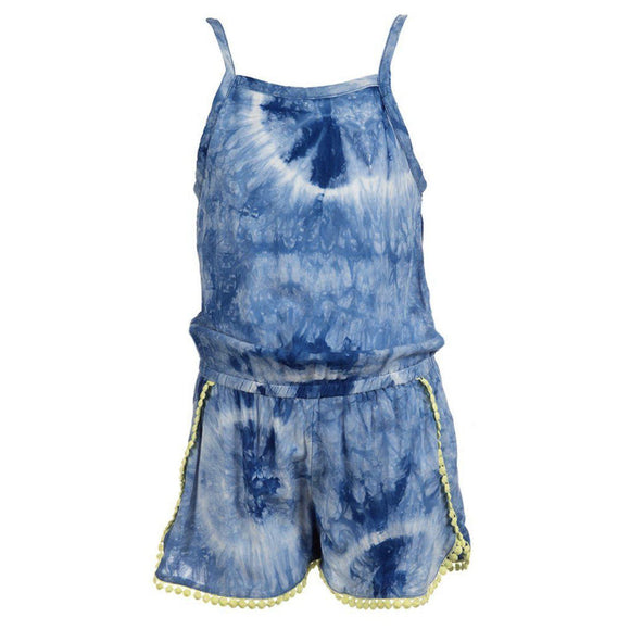 Appaman Novia Romper (Blue Depths) - hip-kid