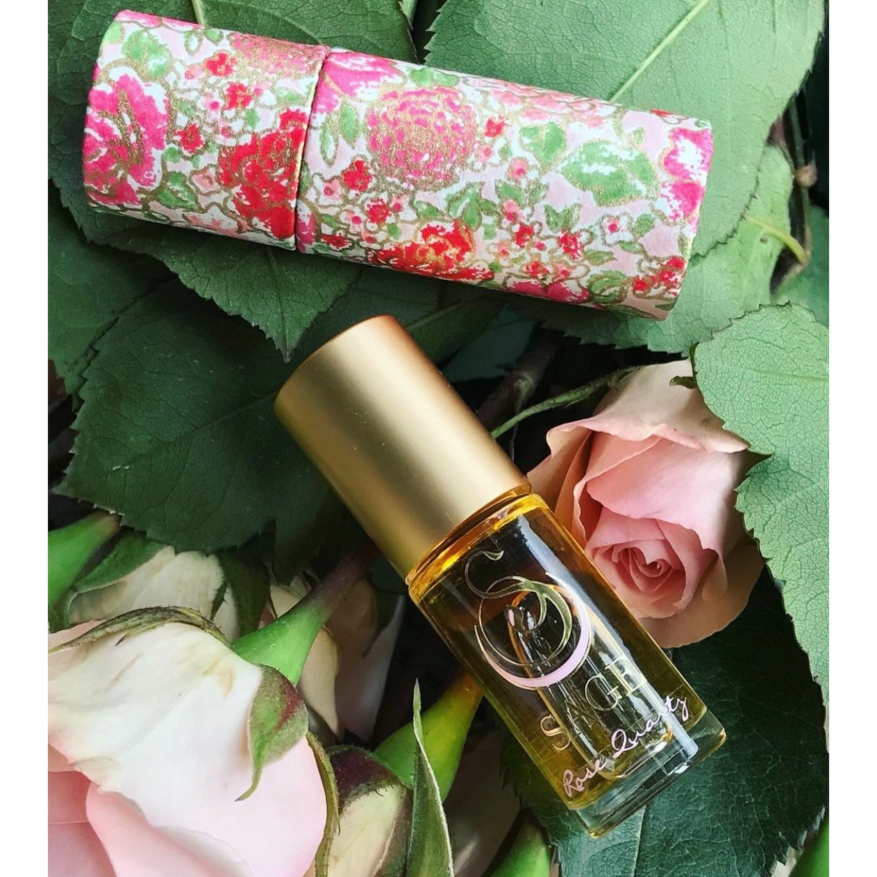 sage amethyst roll-on scent perfume