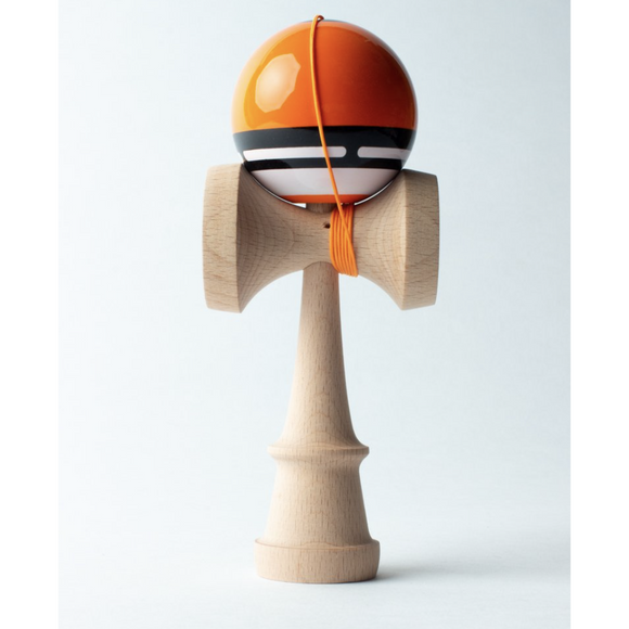 Sweets Kendama Boost Radar (Orange) - hip-kid