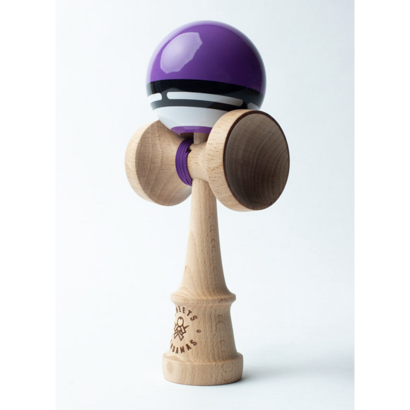Sweets Kendama Boost Radar (Purple) - hip-kid