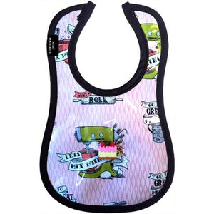 mini maniacs sweetie bib