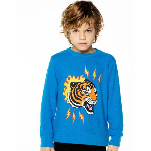 Chaser Love Knit Bahamas - Wild Cat-CHASER-hip-kid