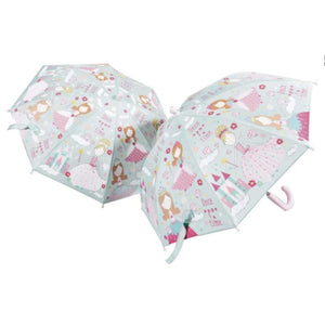 Floss Rock Coloring Changing Umbrella - Princess-FLOSS & ROCK-hip-kid