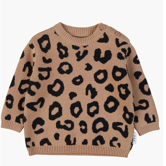 Huxbaby Animal Knit Jumper-Huxbaby-hip-kid