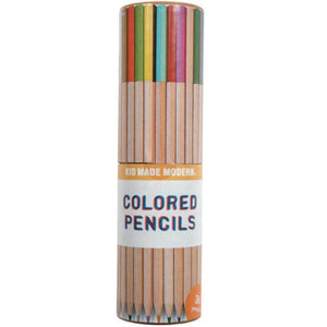 Kid Made Modern Colored Pencils-KID MADE MODERN-hip-kid