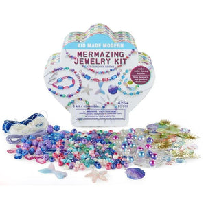 Kid Made Modern Mermazing Jewelry Kit-KID MADE MODERN-hip-kid