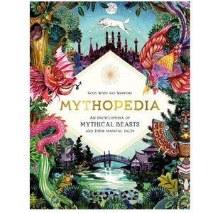 Mythopedia: An Encyclopedia of Mythical Beasts-HACHETTE-hip-kid