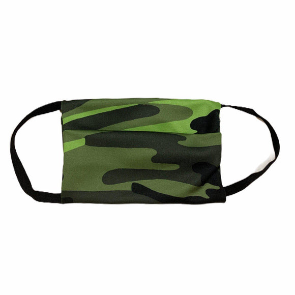 Project Social Tee Face Mask (ages 4+) - Green Camo-Project Social T-hip-kid