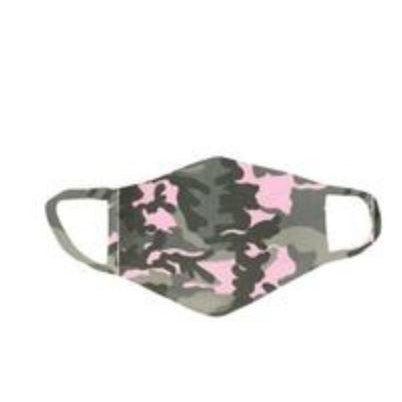 Stoopher Face Mask Pink Camo (Tween)-STOOPHER-hip-kid
