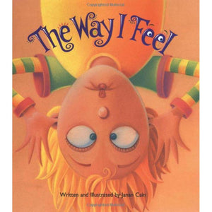 """The way I feel"" by Janan Cain-IPG: INDEPENDENT PUBLISHERS GROUP-hip-kid"