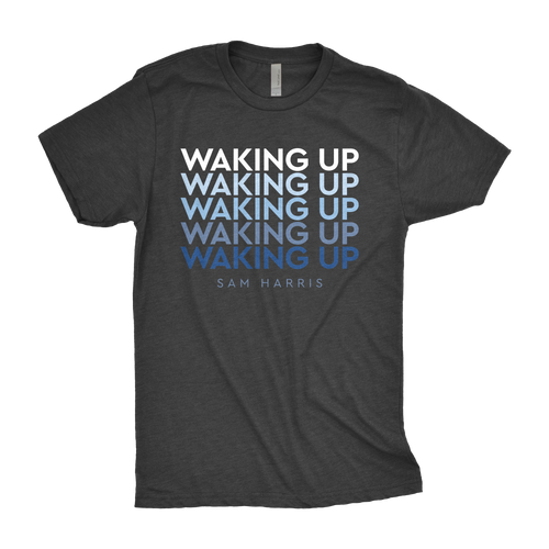 Waking Up x5 T-Shirt [Unisex]