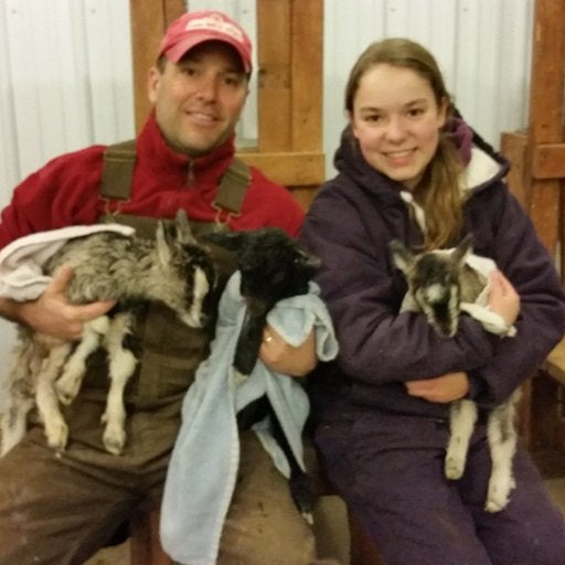 Why We Assist With Goat Birthing