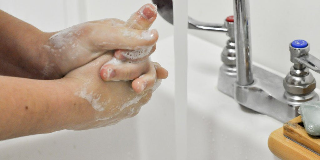 Wash Your Hands with Soap