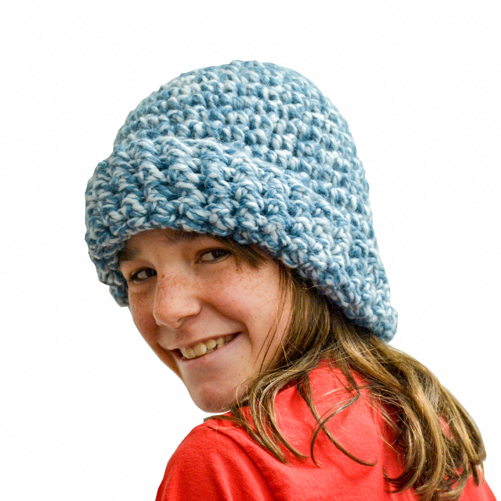 Winter Wonderland Crochet Hat - Handmade by the Jonas Family